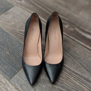 Enzo Angiolini Shoes - Enzo Angiolini Black Pump Heels